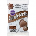 Candy Melts Wilton Dunkle Schoko 340g.